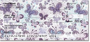 Butterfly Scroll Checks