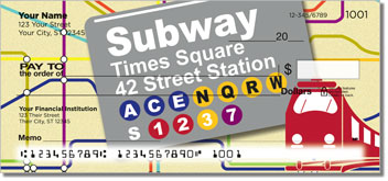 New York Subway Checks