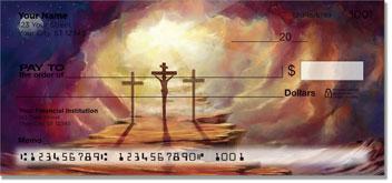 Calvary Cross Checks