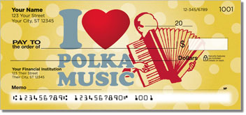 Polka Music Checks