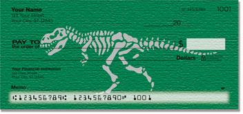 Dino Skeleton Checks