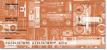 Vintage Music Checks