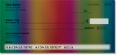 Rainbow Wave Checks