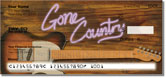 Gone Country Checks