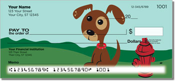 Perky Puppy Checks
