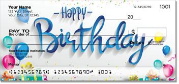 Birthday Checks
