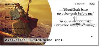 Ten Commandments Checks