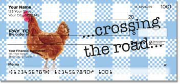Chatty Chicken Checks