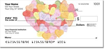 Candy Heart Checks