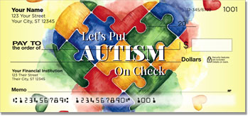 Autism Puzzle Pieces Checks