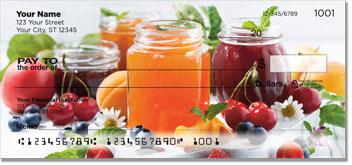 Fruit Jam Checks