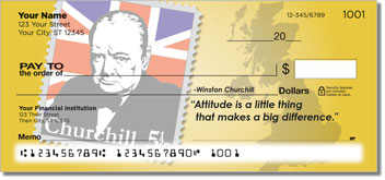 Winston Churchill Checks