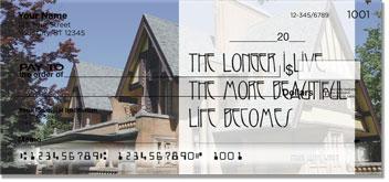 Frank Lloyd Wright Checks