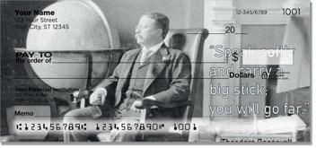 Teddy Roosevelt Checks