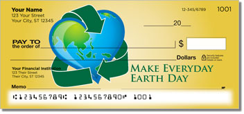 Earth Day Checks