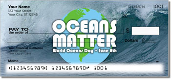 World Oceans Day Checks