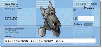 Scottie KiniArt Series Checks