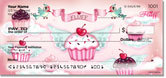 Cupcake Heaven Checks by Miss Fluff