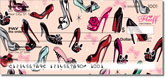 Pinup Shoes Checks