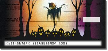 Scary Scarecrow Checks