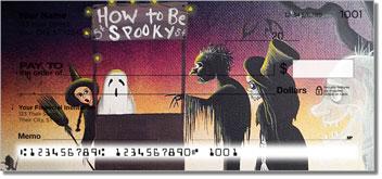Halloween Art Checks
