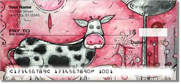 I Love Moo Checks