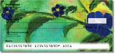 Floral Art Checks