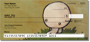 Cheap Cartoon Characters Checks