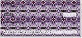 Purple Pattern Checks