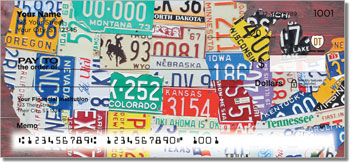 California License Plate Checks