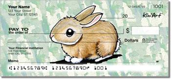 KiniArt Rabbit Series Checks