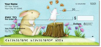 Mouse and Bunny Checks