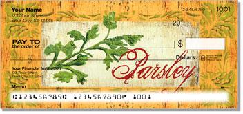 Vintage Herb Checks