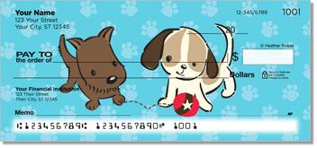 Naughty Puppy Checks