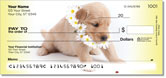Pup in Bloom 2 Checks