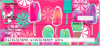 Popsicle Delight Checks