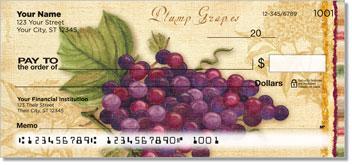Vintage Fruit Checks