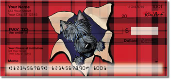 Scotties KiniArt Series 2 Checks