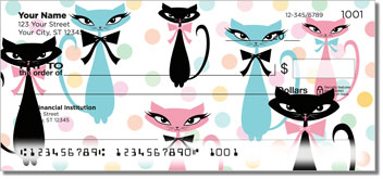 Kitty Galore checks by Miss Fluff