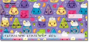 Cute Jello Checks