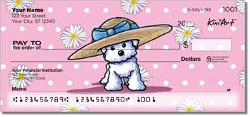 Bichon Frise Dogs Checks