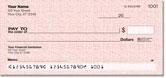 Pink Linen Checks
