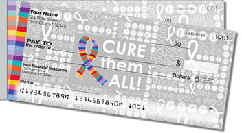 Cancer - Cure Them All Side Tear Checks