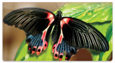 Butterfly & Moth Checkbook Cover
