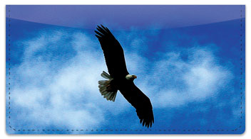 American Eagle Checkbook Cover