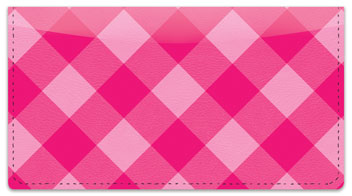Picnic Plaid Checkbook Cover