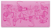 Girly Stuff Checkbook Cover