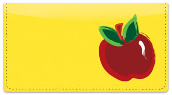 School Teacher Checkbook Cover