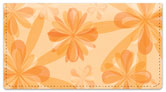 Pretty Petals Checkbook Cover