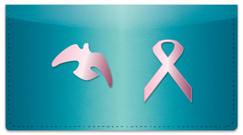 Care Dove Checkbook Cover